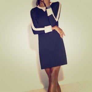 J CREW Women Knit Sweatshirt Dress